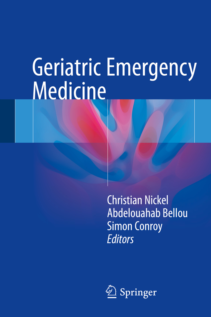 Bellou, Abdelouahab - Geriatric Emergency Medicine, ebook