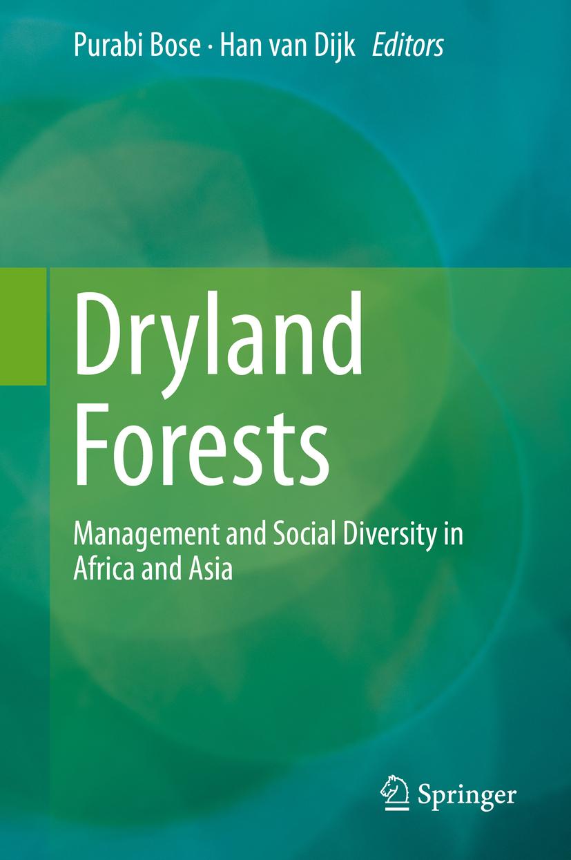 Bose, Purabi - Dryland Forests, ebook