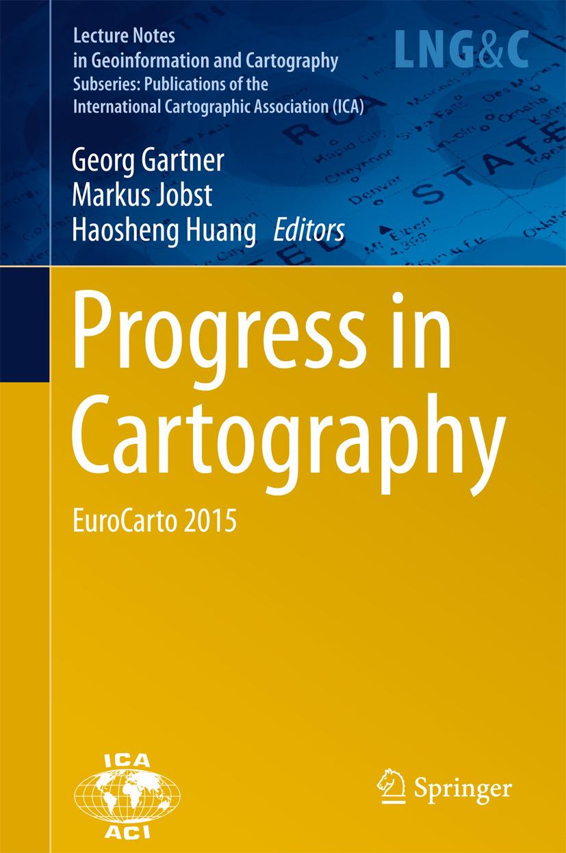 Gartner, Georg - Progress in Cartography, ebook