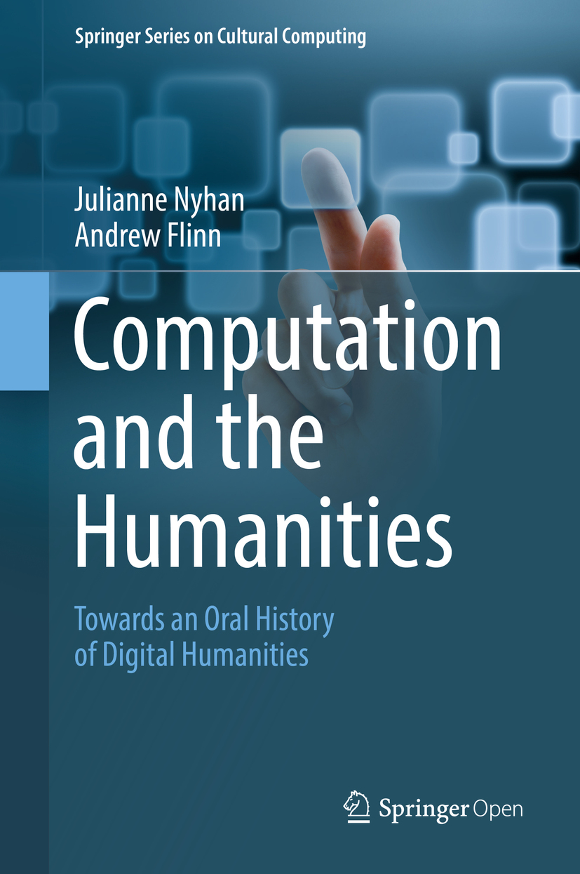 Flinn, Andrew - Computation and the Humanities, ebook