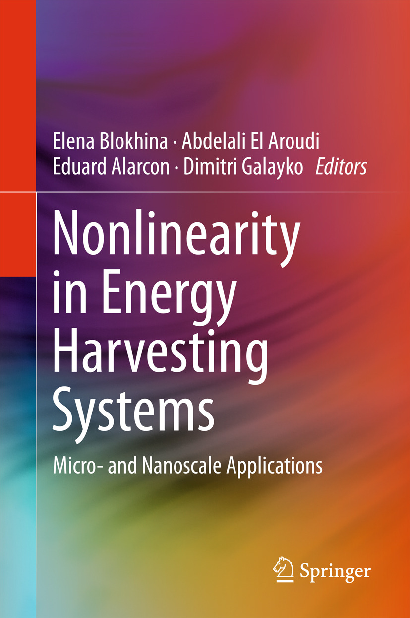 Alarcon, Eduard - Nonlinearity in Energy Harvesting Systems, ebook