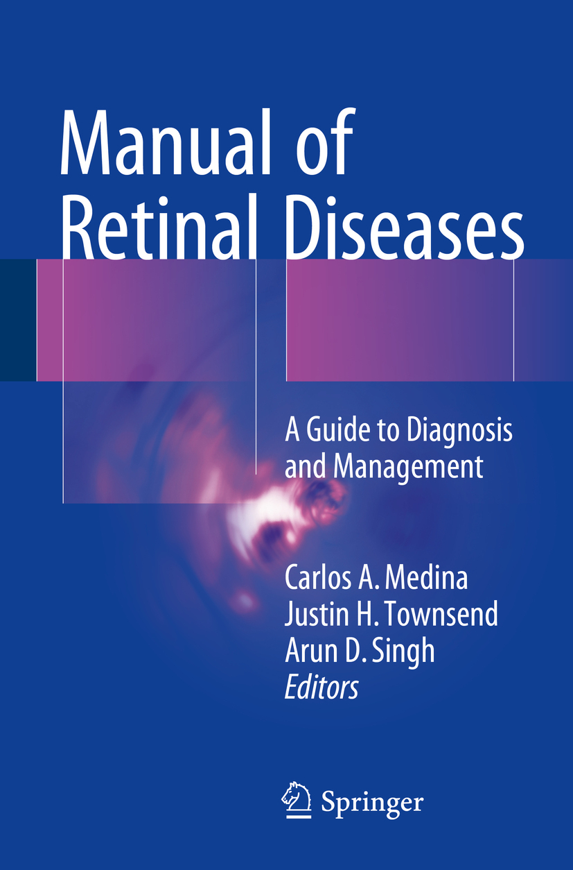 Medina, Carlos A. - Manual of Retinal Diseases, e-kirja