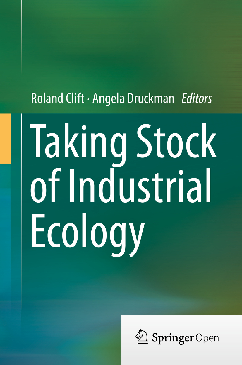 Clift, Roland - Taking Stock of Industrial Ecology, e-kirja