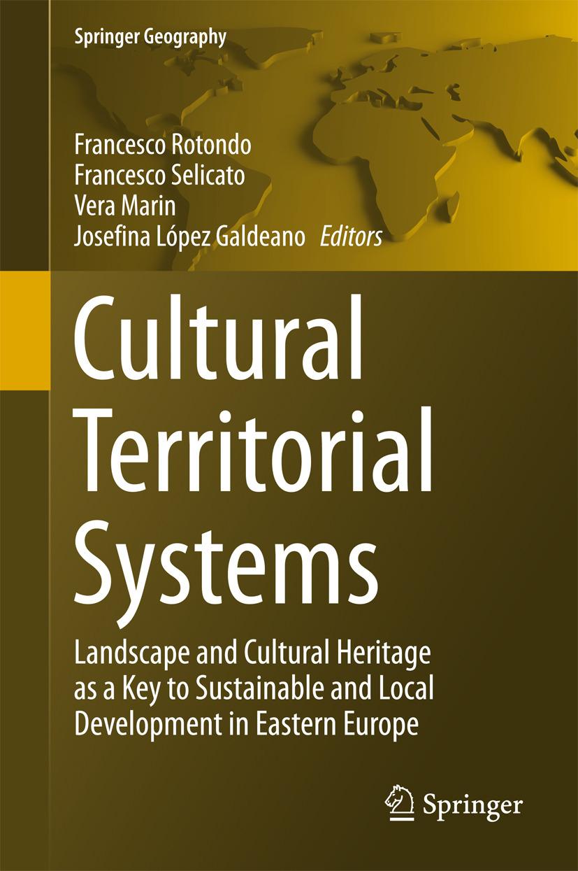 Galdeano, Josefina Lopez - Cultural Territorial Systems, ebook