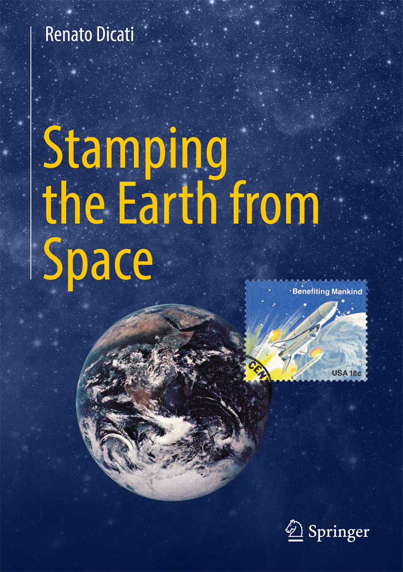 Dicati, Renato - Stamping the Earth from Space, ebook