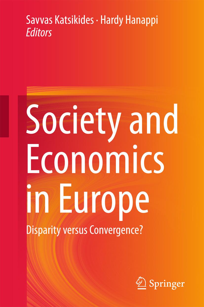 Hanappi, Hardy - Society and Economics in Europe, ebook