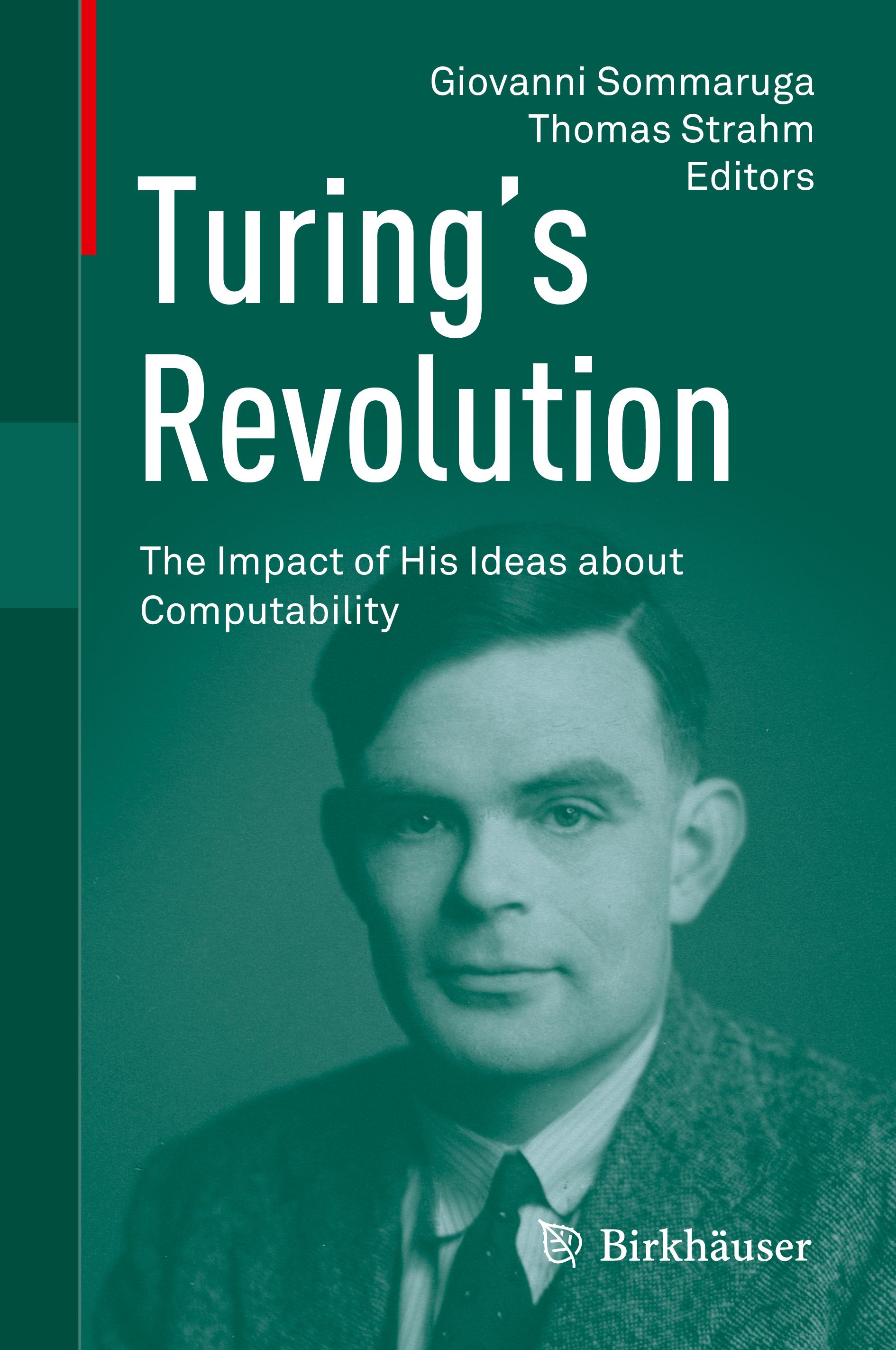 Sommaruga, Giovanni - Turing's Revolution, ebook
