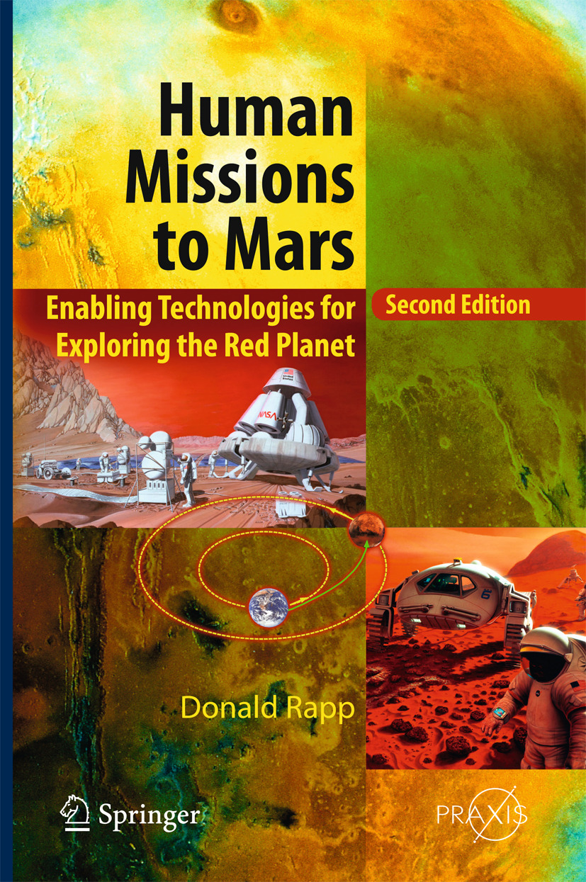 Rapp, Donald - Human Missions to Mars, ebook