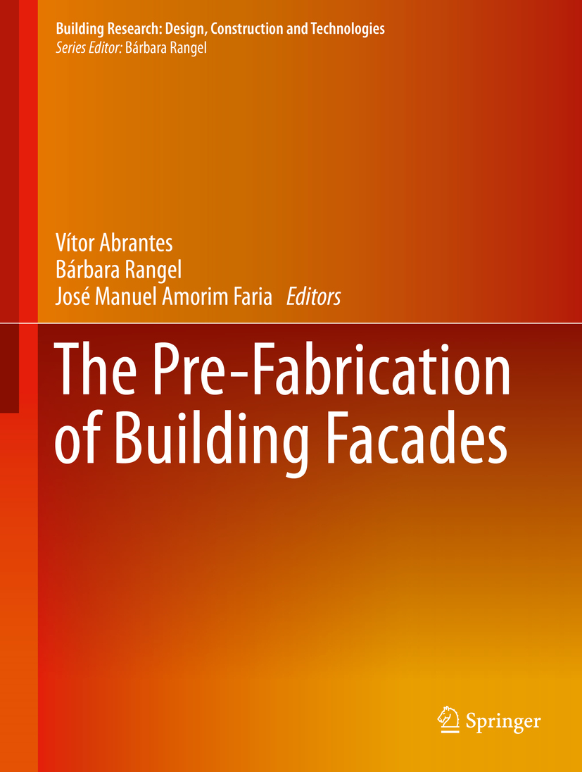 Abrantes, Vitor - The Pre-Fabrication of Building Facades, ebook