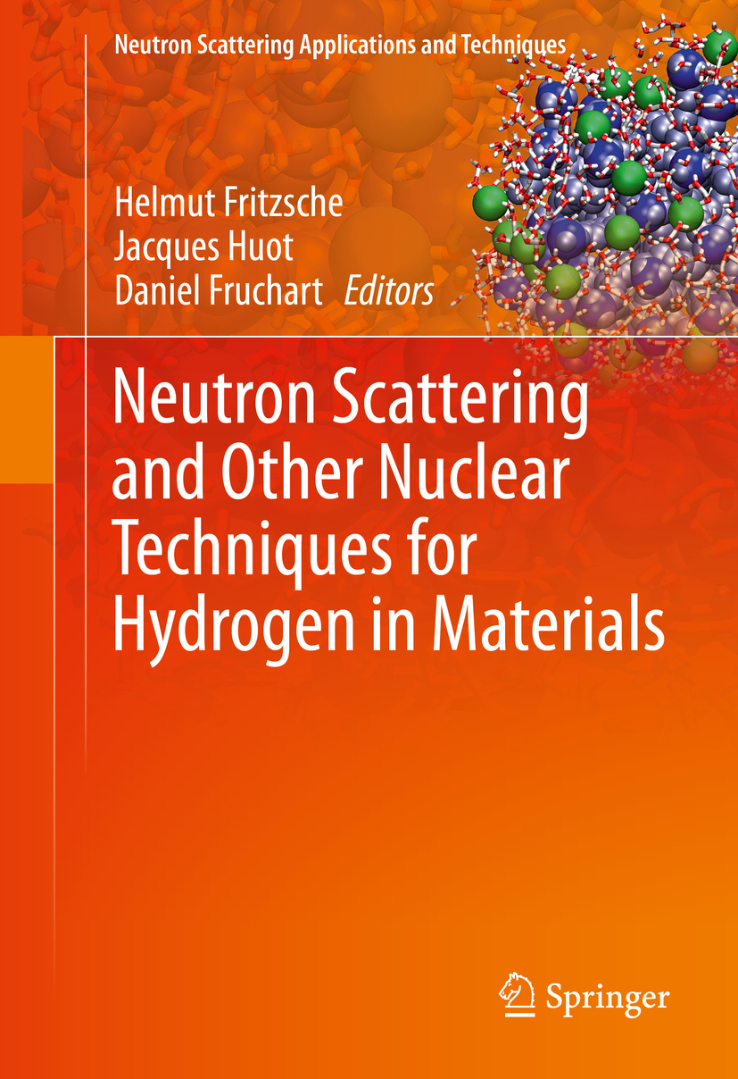 Fritzsche, Helmut - Neutron Scattering and Other Nuclear Techniques for Hydrogen in Materials, ebook