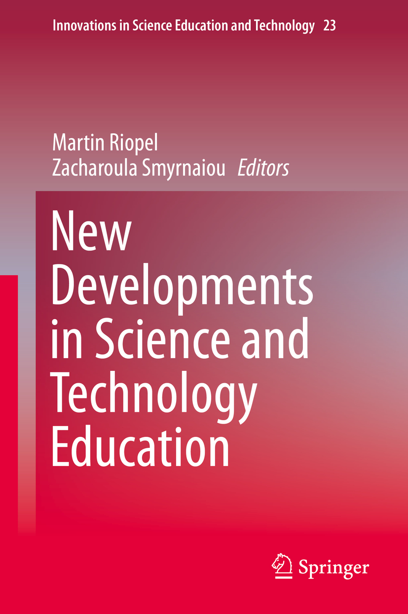 Riopel, Martin - New Developments in Science and Technology Education, ebook