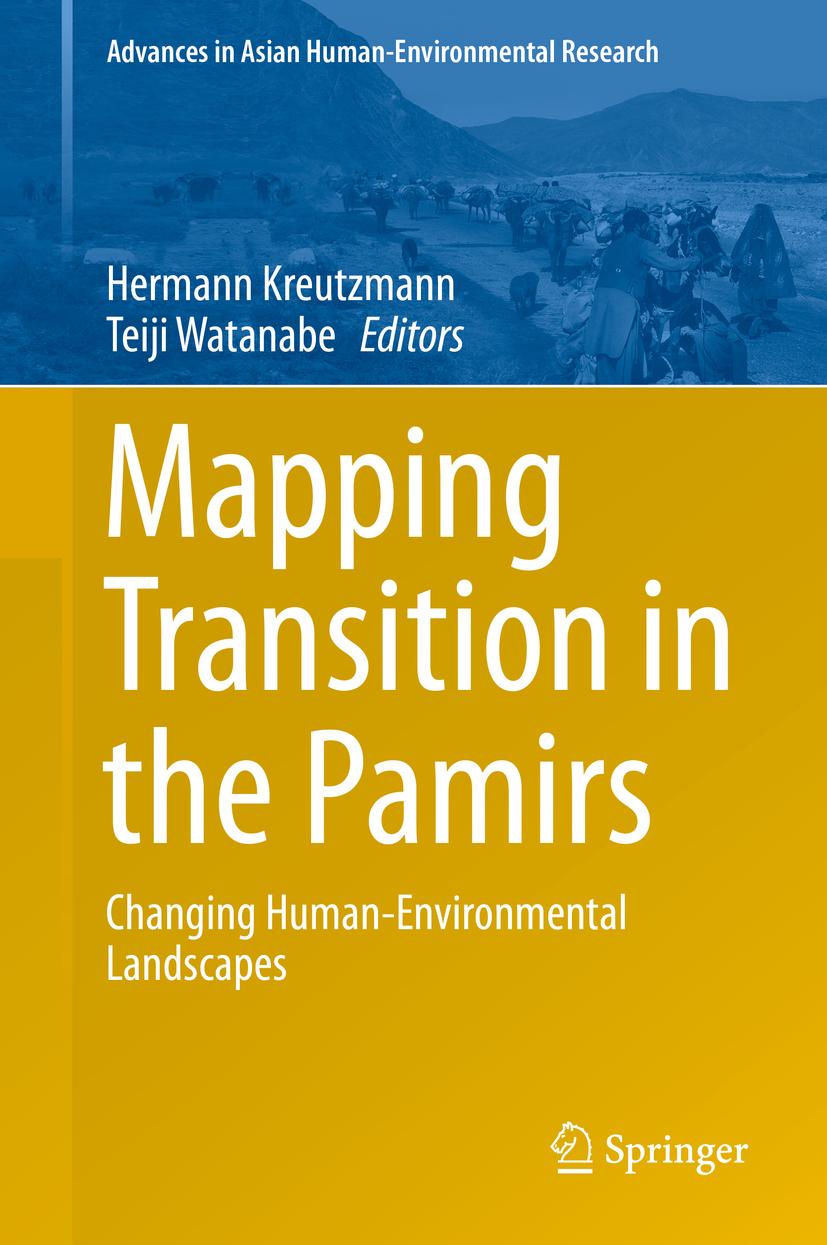 Kreutzmann, Hermann - Mapping Transition in the Pamirs, ebook