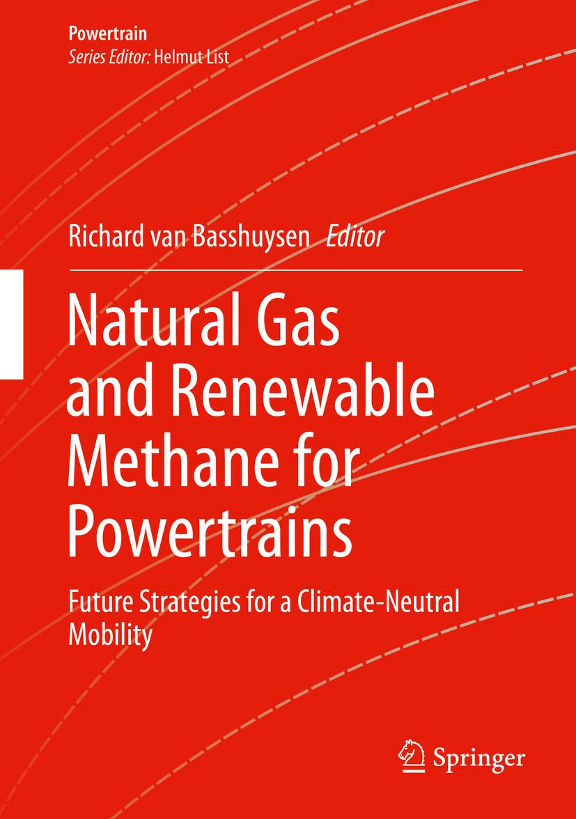 Basshuysen, Richard van - Natural Gas and Renewable Methane for Powertrains, ebook