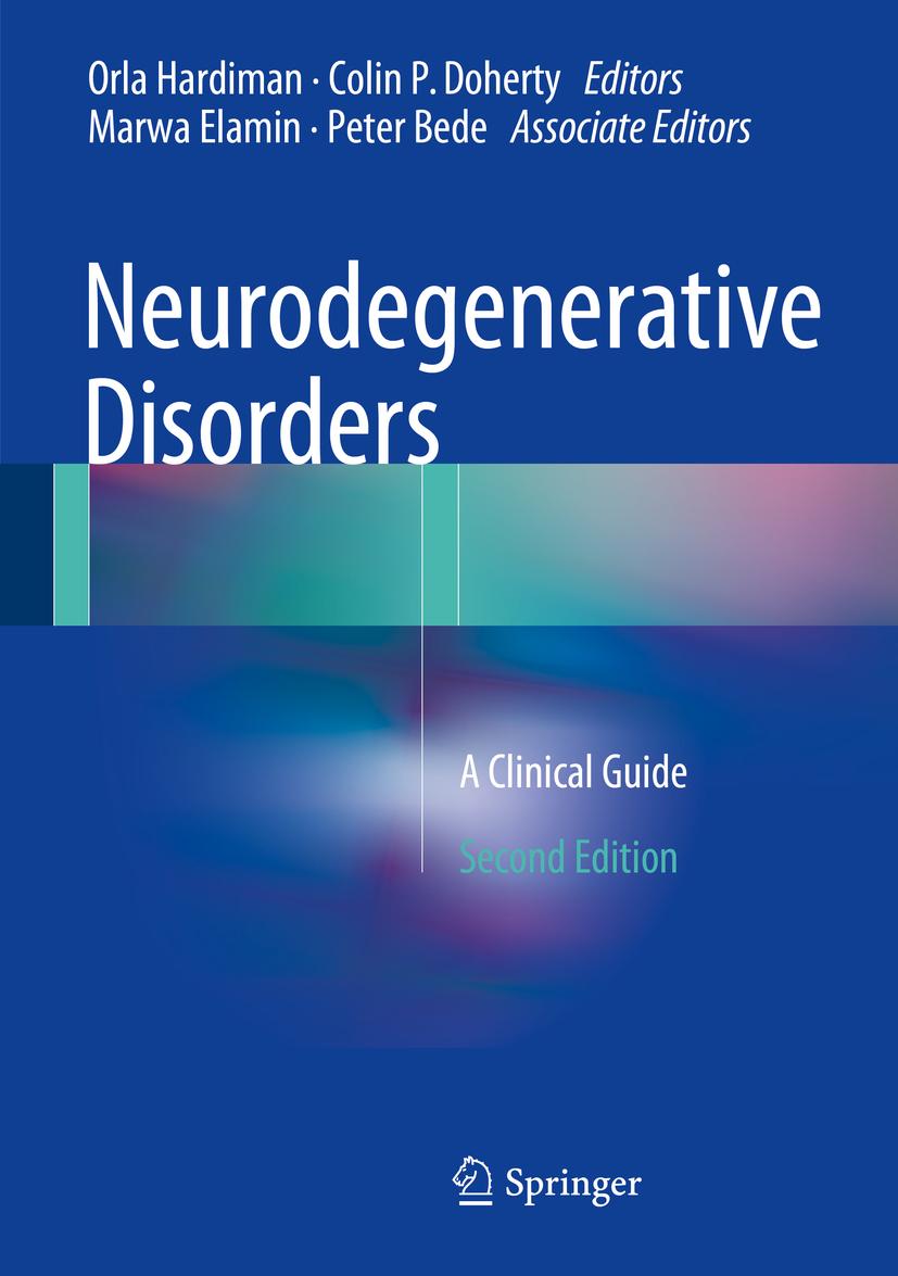 Bede, Peter - Neurodegenerative Disorders, ebook