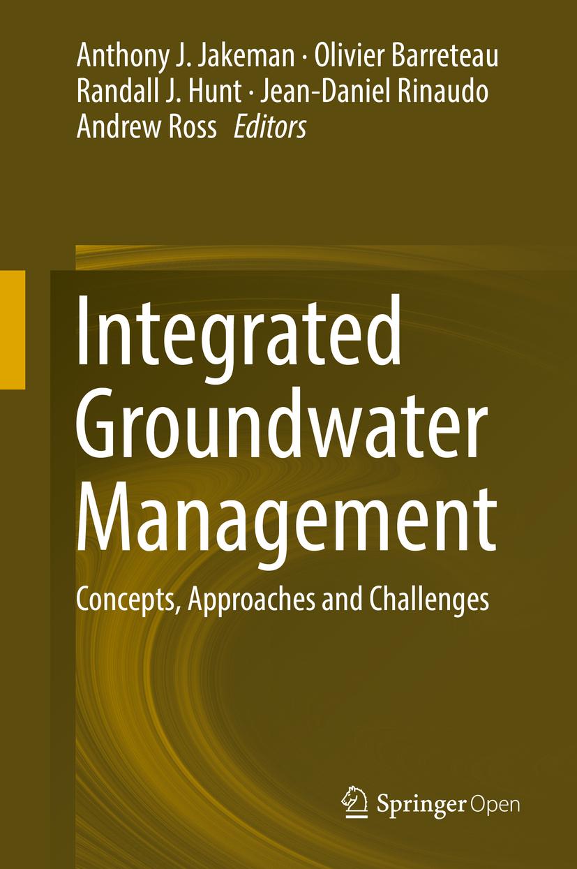 Barreteau, Olivier - Integrated Groundwater Management, ebook