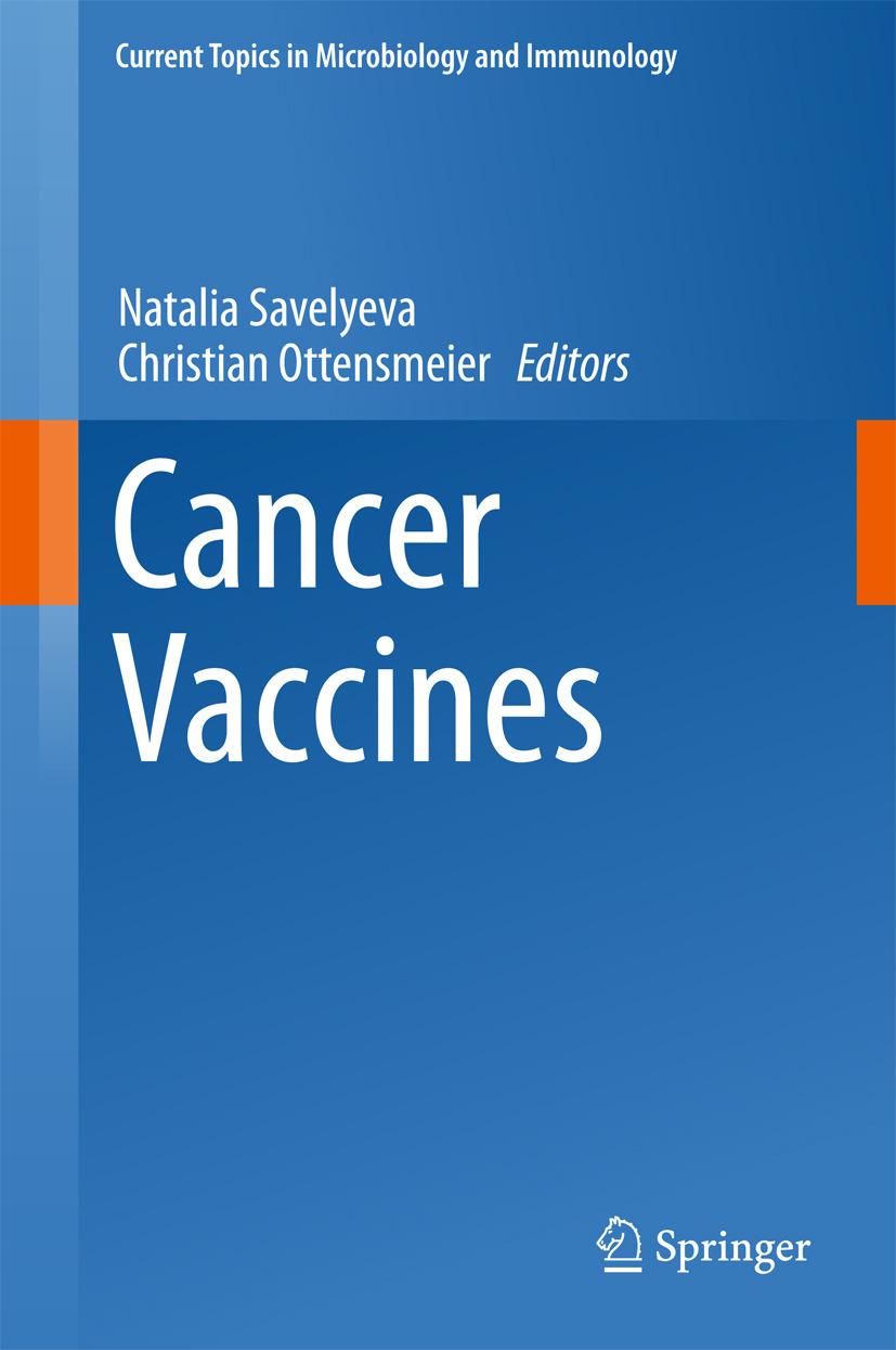 Ottensmeier, Christian - Cancer Vaccines, ebook