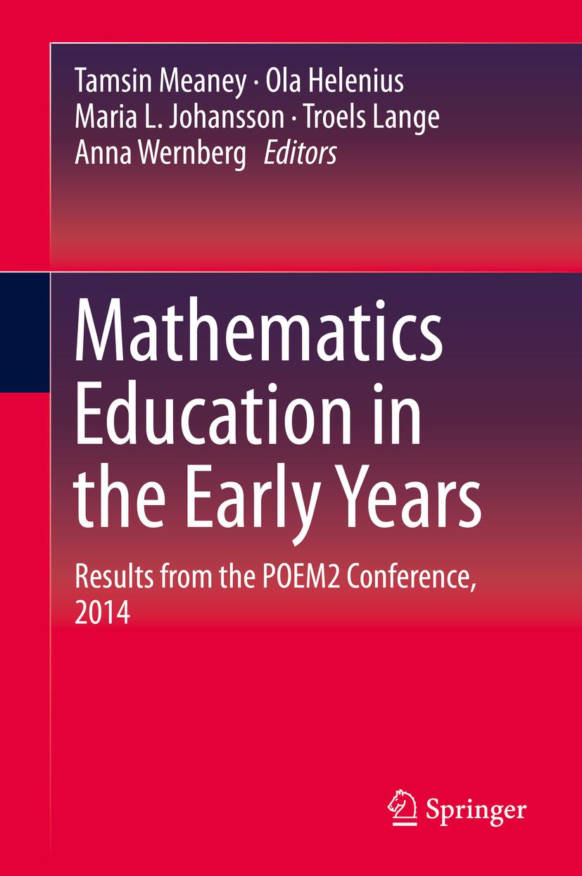Helenius, Ola - Mathematics Education in the Early Years, e-bok