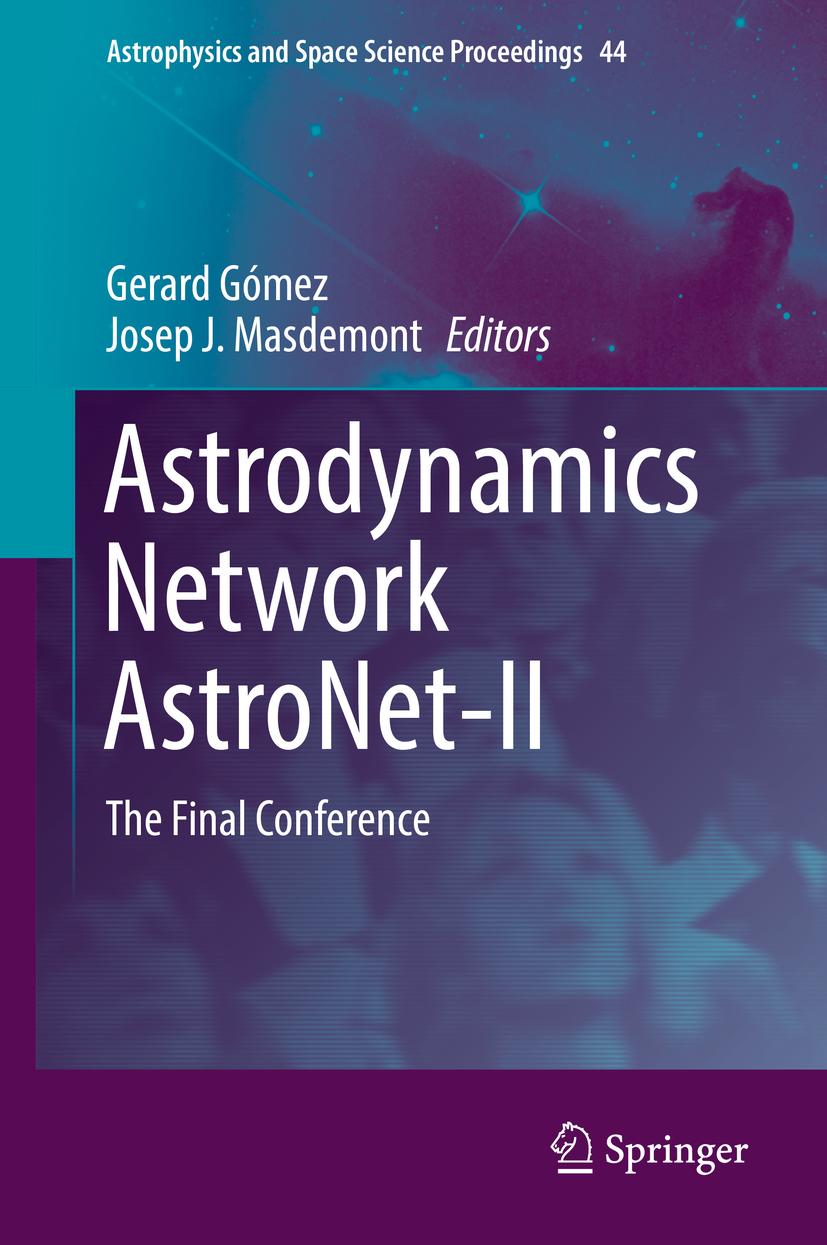 Gómez, Gerard - Astrodynamics Network AstroNet-II, ebook