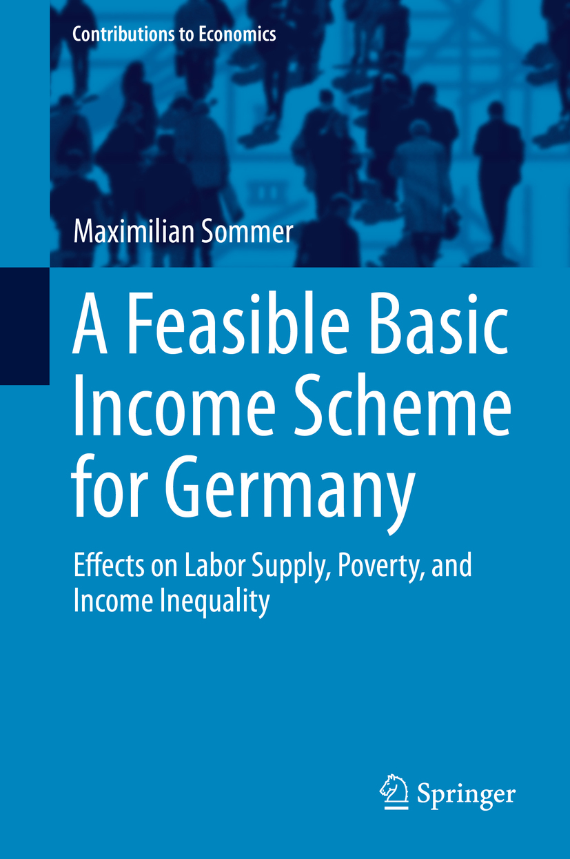 Sommer, Maximilian - A Feasible Basic Income Scheme for Germany, ebook