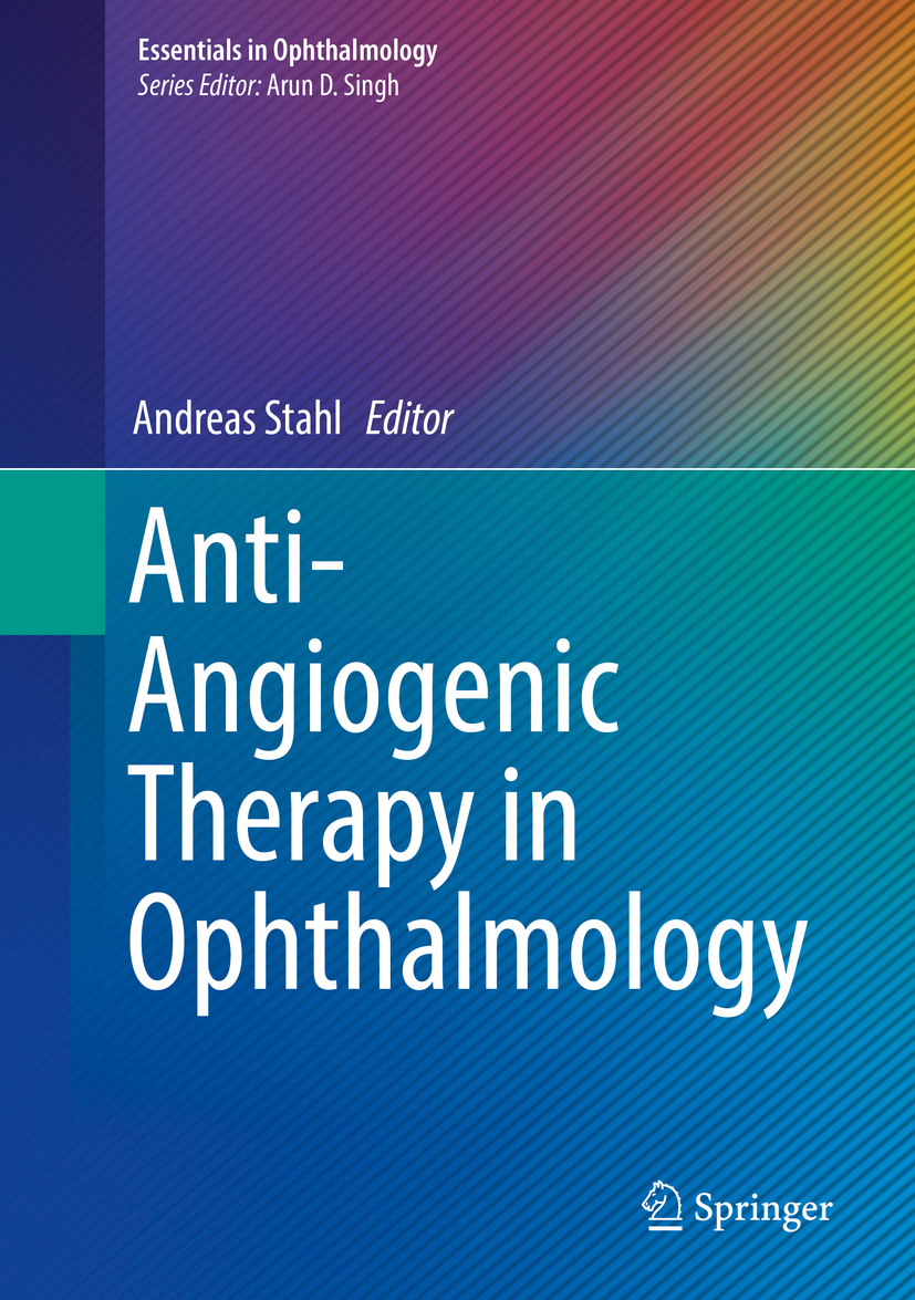 Stahl, Andreas - Anti-Angiogenic Therapy in Ophthalmology, ebook