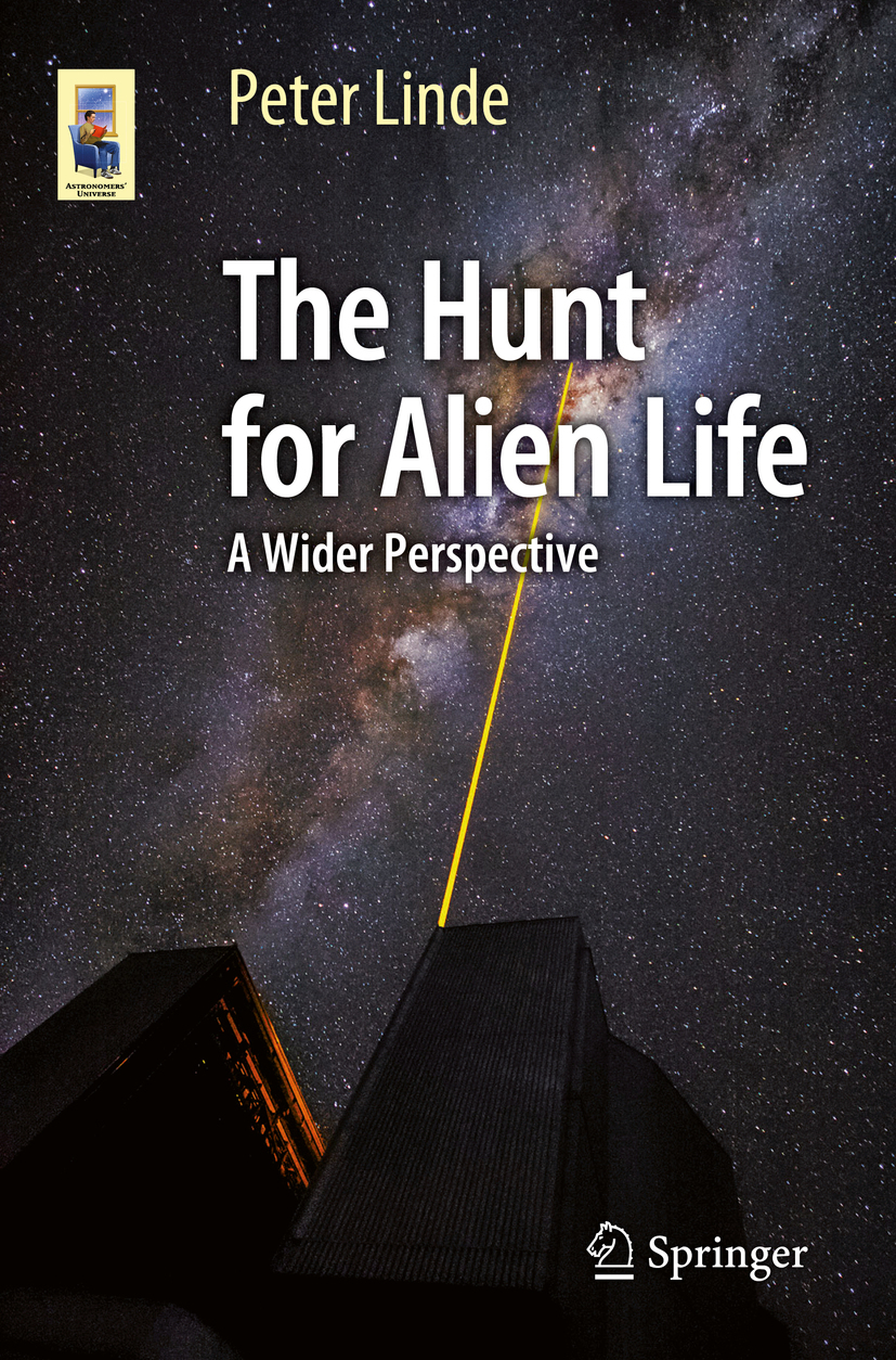 Linde, Peter - The Hunt for Alien Life, ebook
