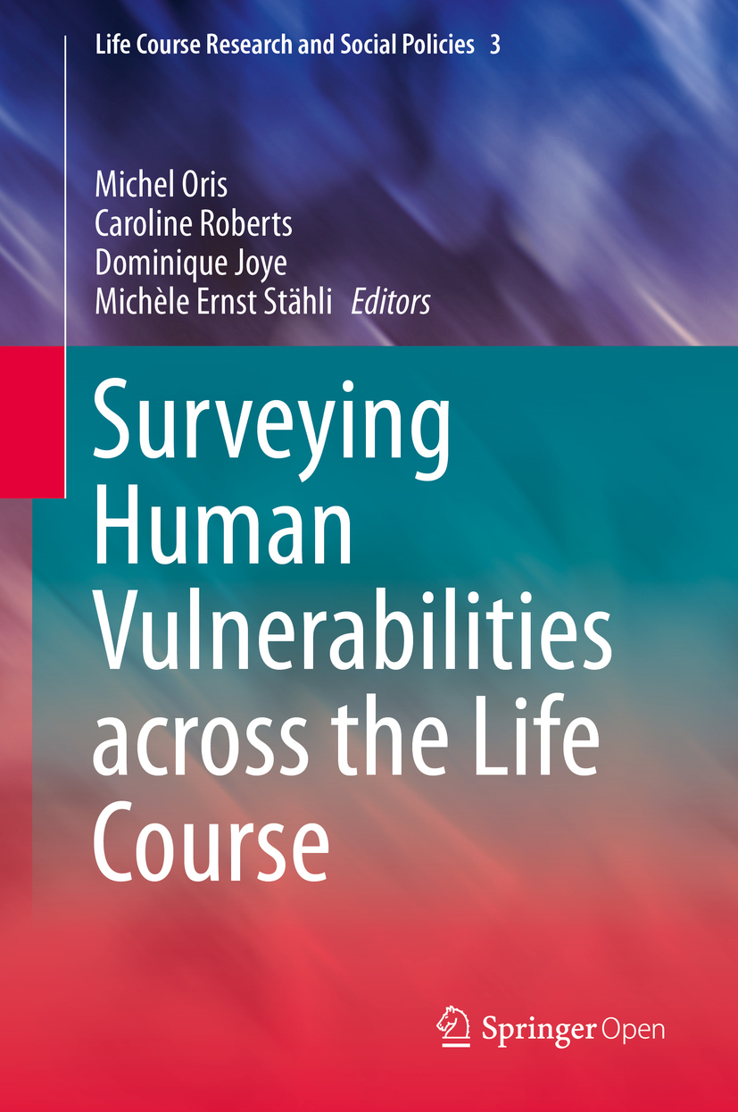 Joye, Dominique - Surveying Human Vulnerabilities across the Life Course, ebook