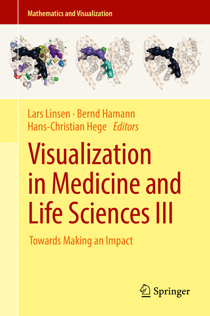 Hamann, Bernd - Visualization in Medicine and Life Sciences III, ebook
