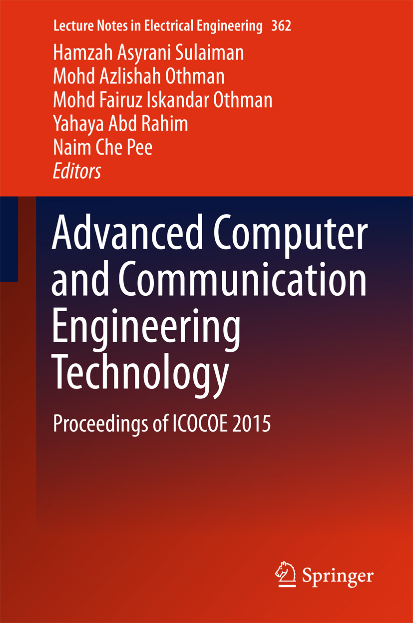 Othman, Mohd Azlishah - Advanced Computer and Communication Engineering Technology, ebook