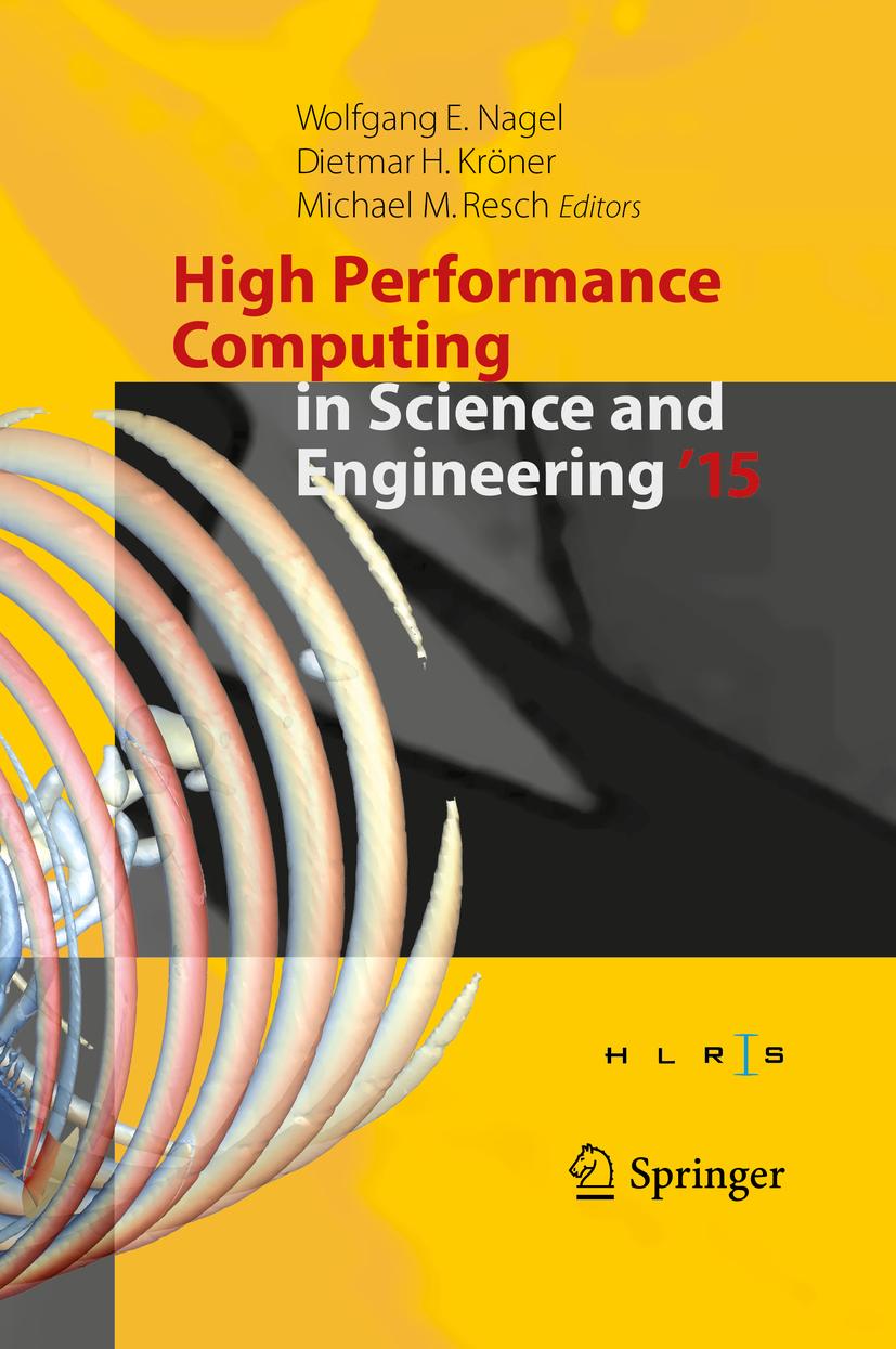 Kröner, Dietmar H. - High Performance Computing in Science and Engineering ´15, ebook