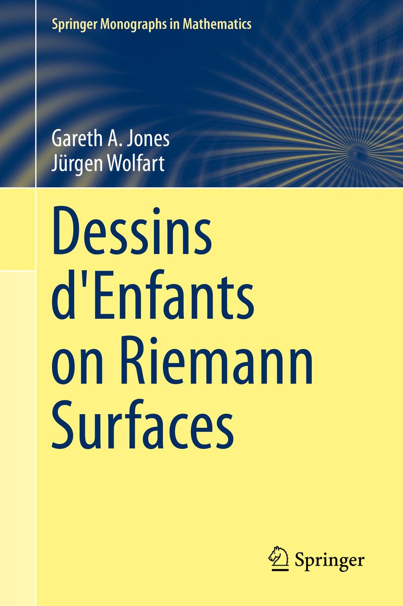 Jones, Gareth A. - Dessins d'Enfants on Riemann Surfaces, ebook