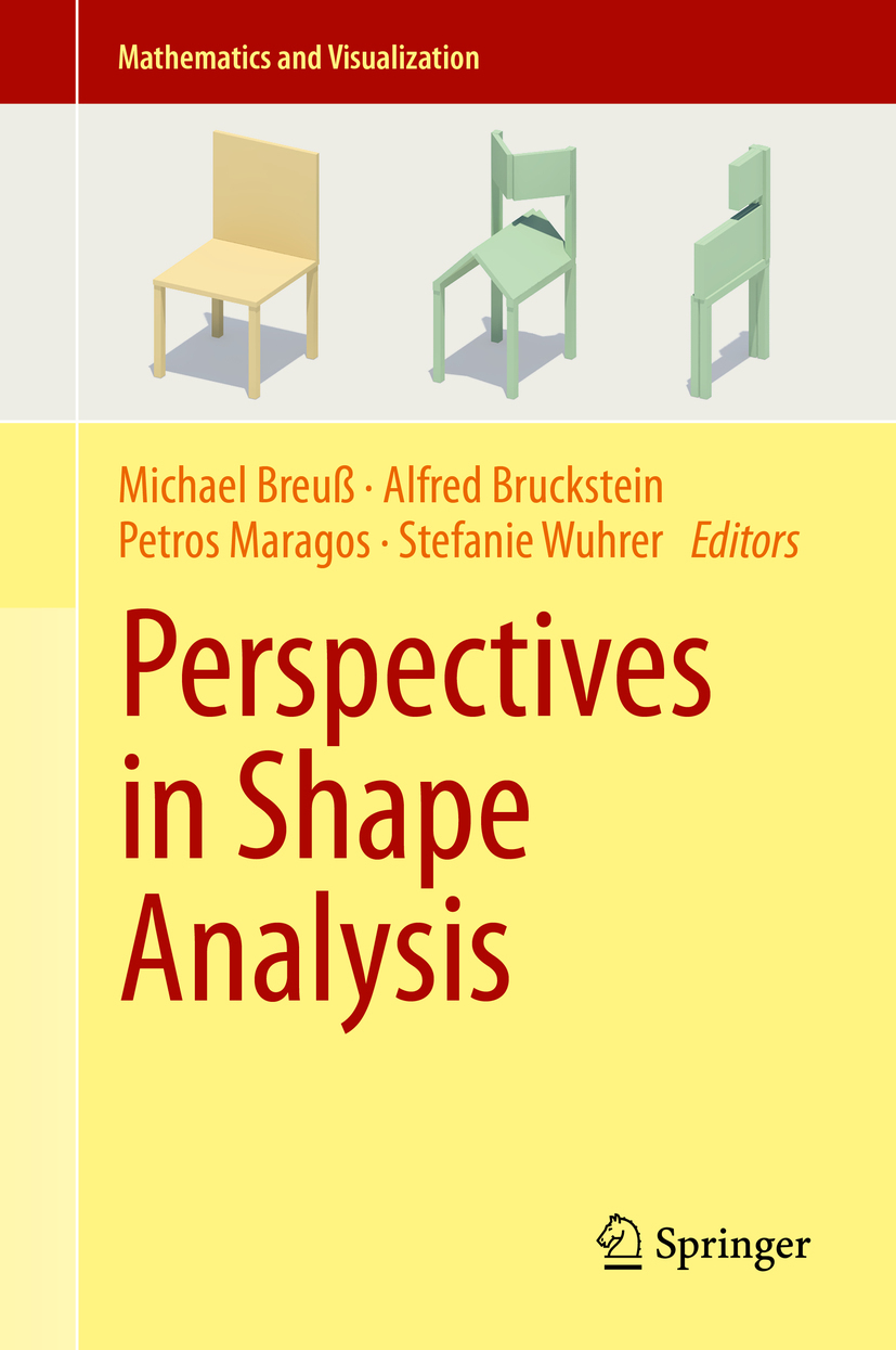 Breuß, Michael - Perspectives in Shape Analysis, ebook