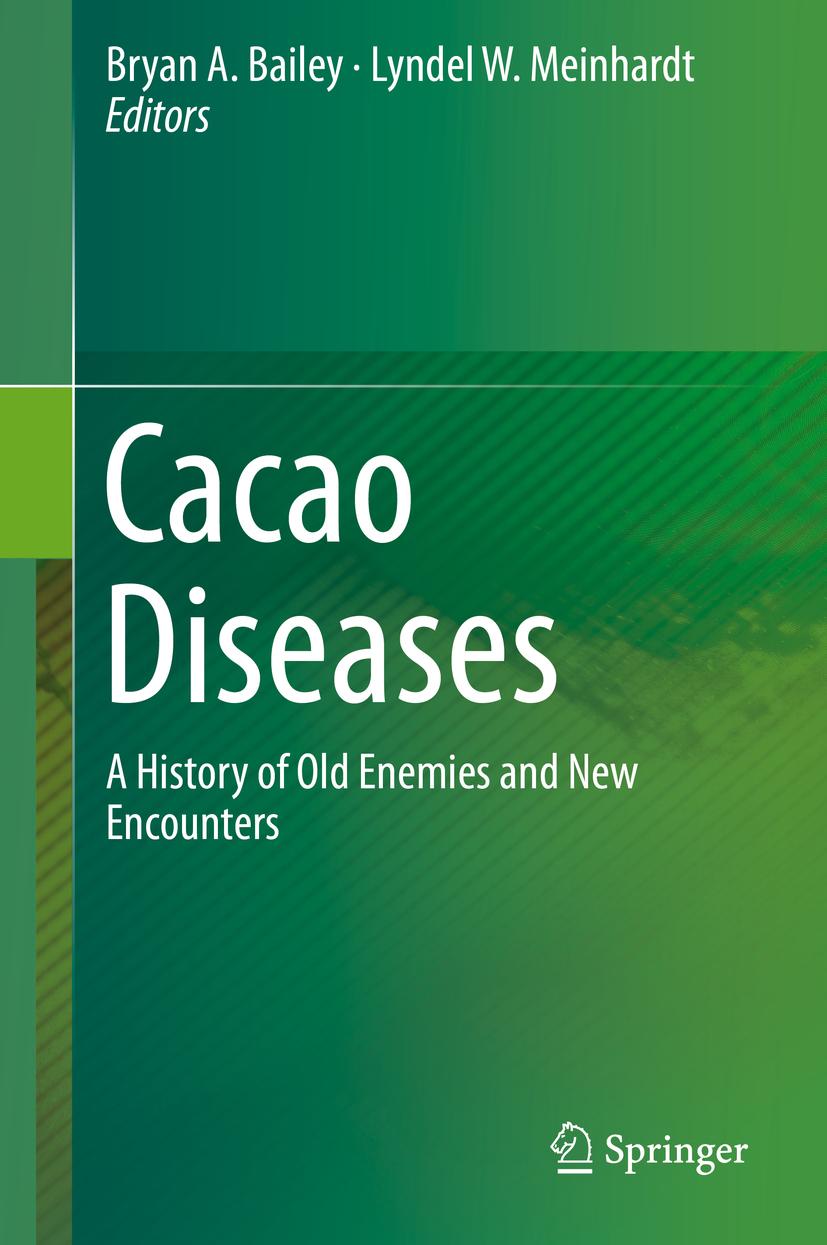 Bailey, Bryan A. - Cacao Diseases, ebook