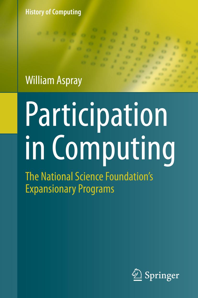 Aspray, William - Participation in Computing, ebook