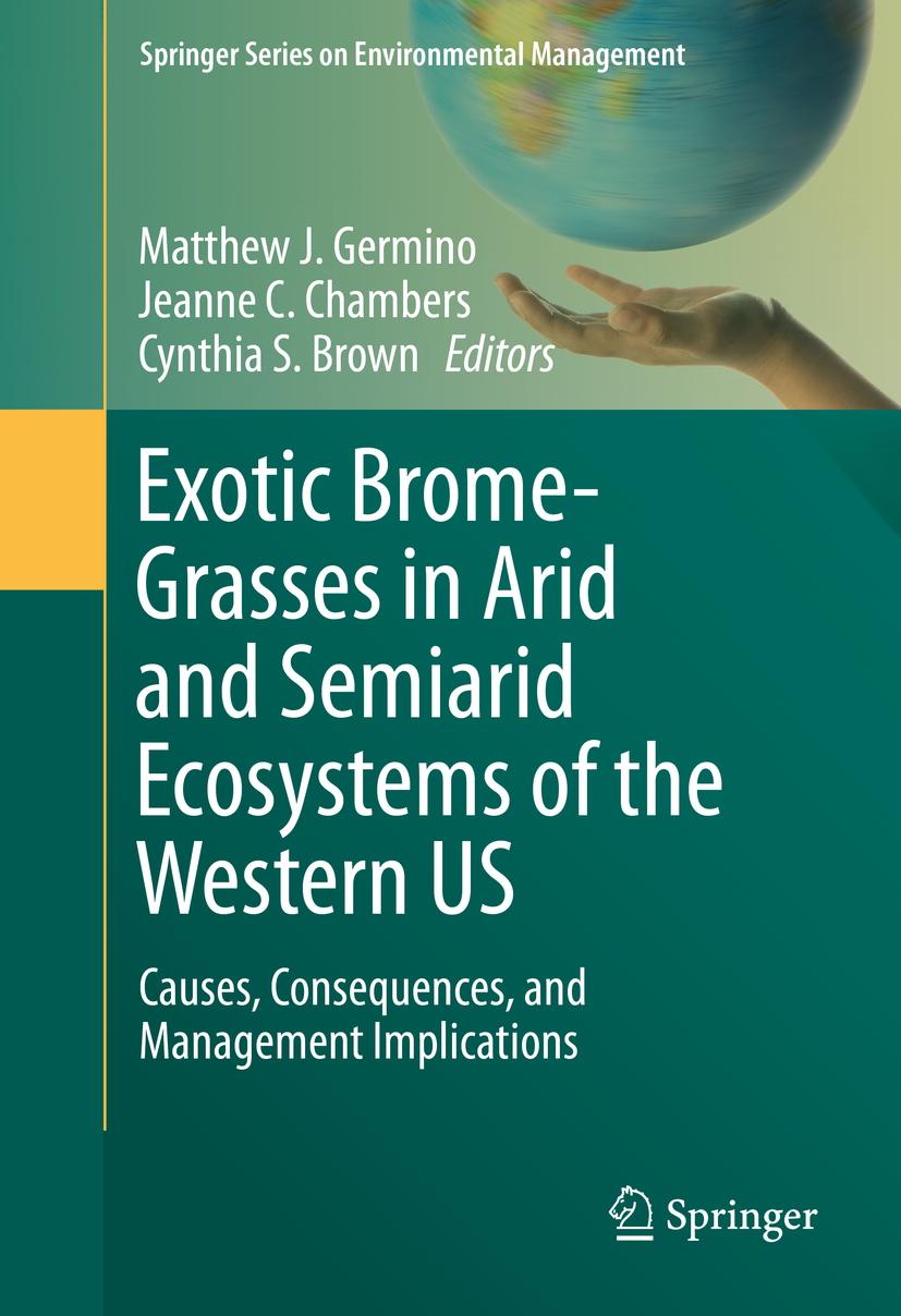 Brown, Cynthia S. - Exotic Brome-Grasses in Arid and Semiarid Ecosystems of the Western US, ebook