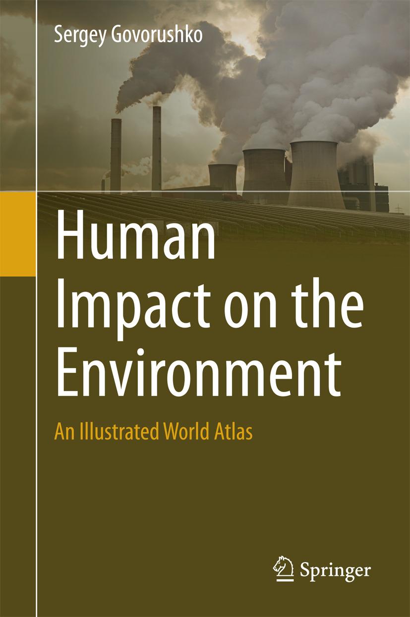 Govorushko, Sergey - Human Impact on the Environment, ebook