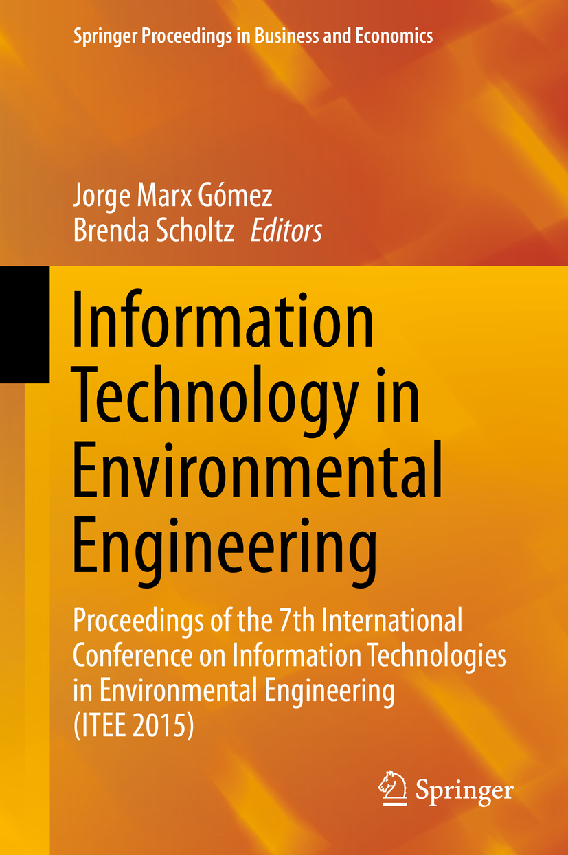 Gómez, Jorge Marx - Information Technology in Environmental Engineering, ebook