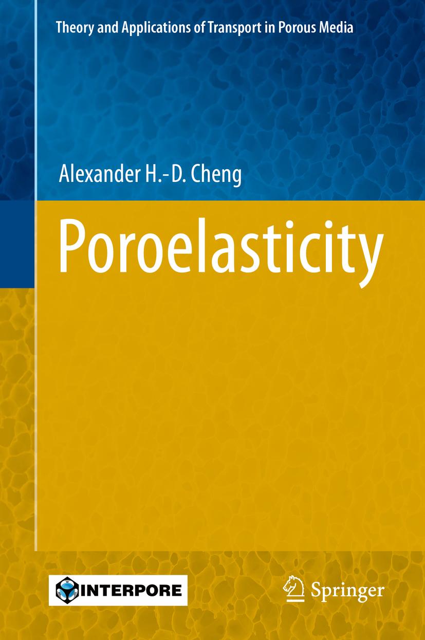 Cheng, Alexander H.-D. - Poroelasticity, ebook