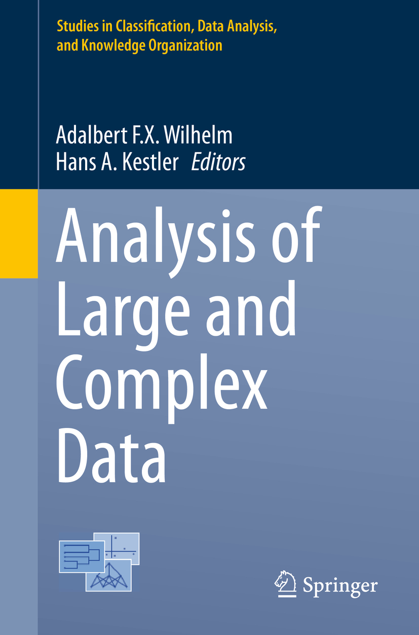 Kestler, Hans A. - Analysis of Large and Complex Data, e-kirja
