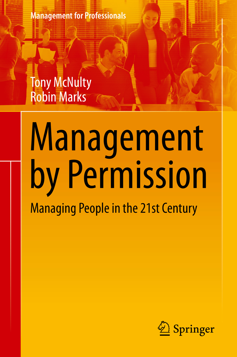 Marks, Robin - Management by Permission, ebook
