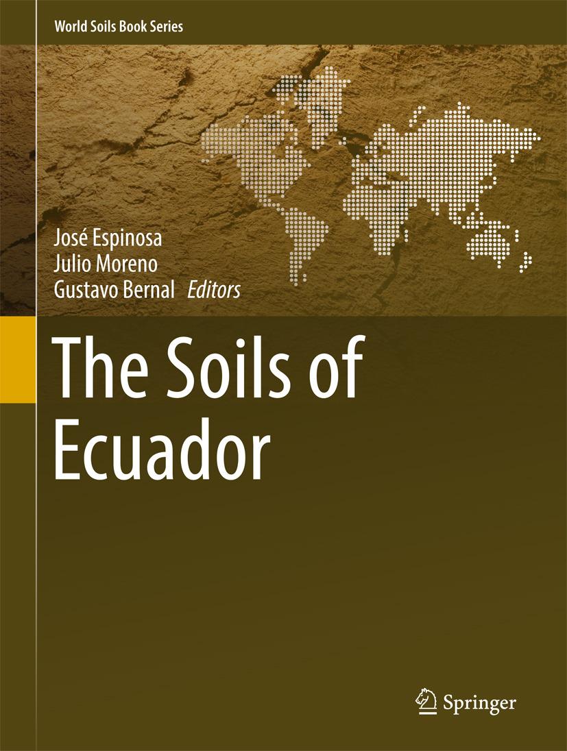 Bernal, Gustavo - The Soils of Ecuador, ebook