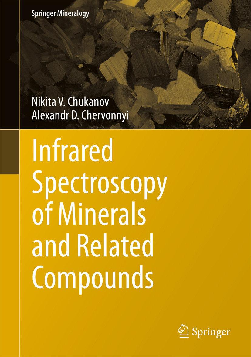 Chervonnyi, Alexandr D. - Infrared Spectroscopy of Minerals and Related Compounds, ebook