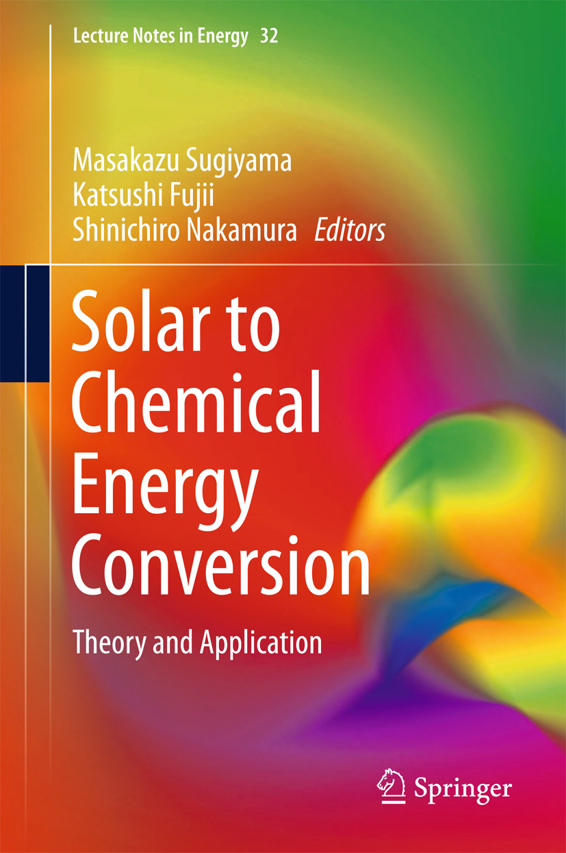 Fujii, Katsushi - Solar to Chemical Energy Conversion, ebook