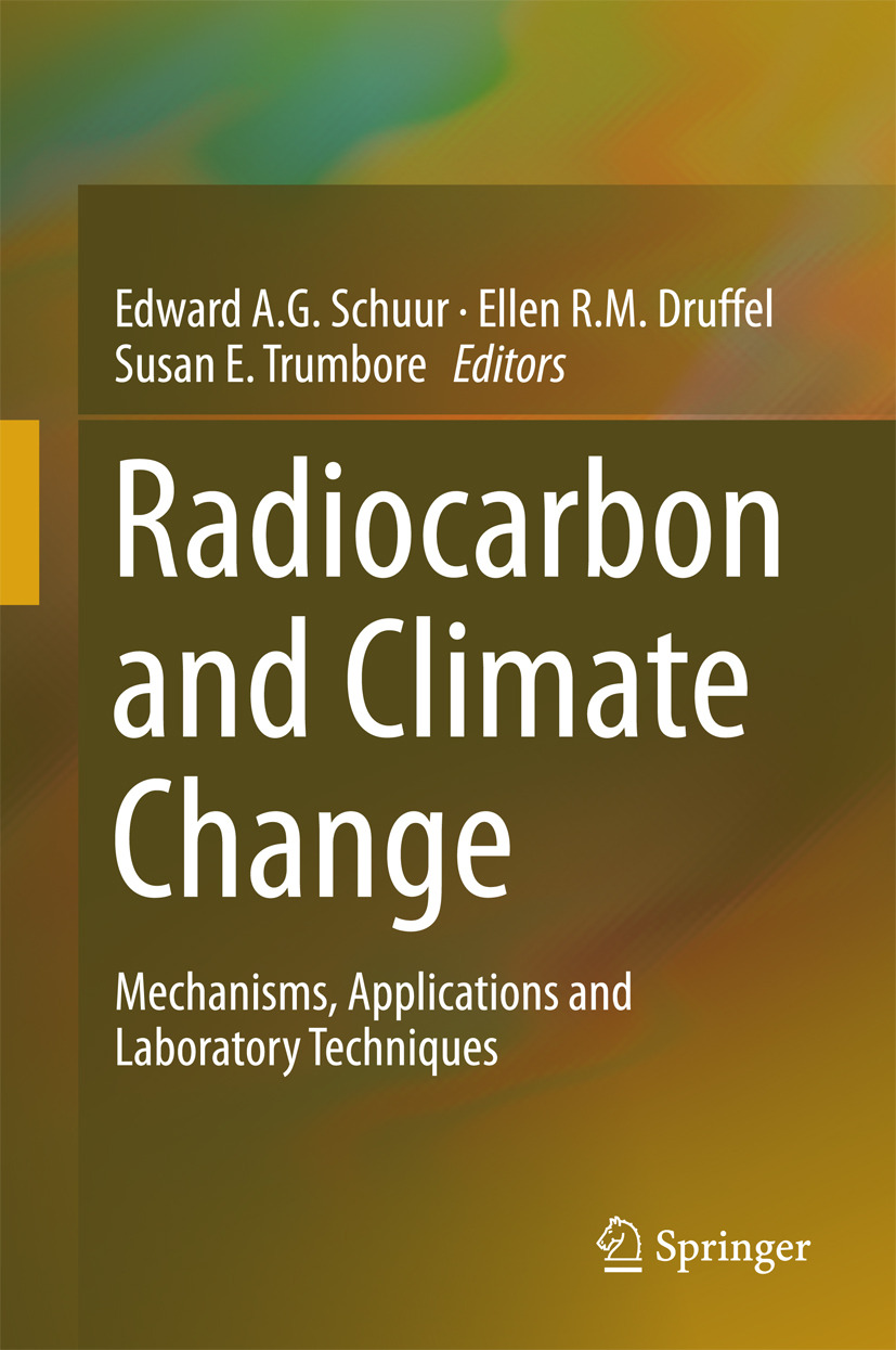 Druffel, Ellen - Radiocarbon and Climate Change, ebook