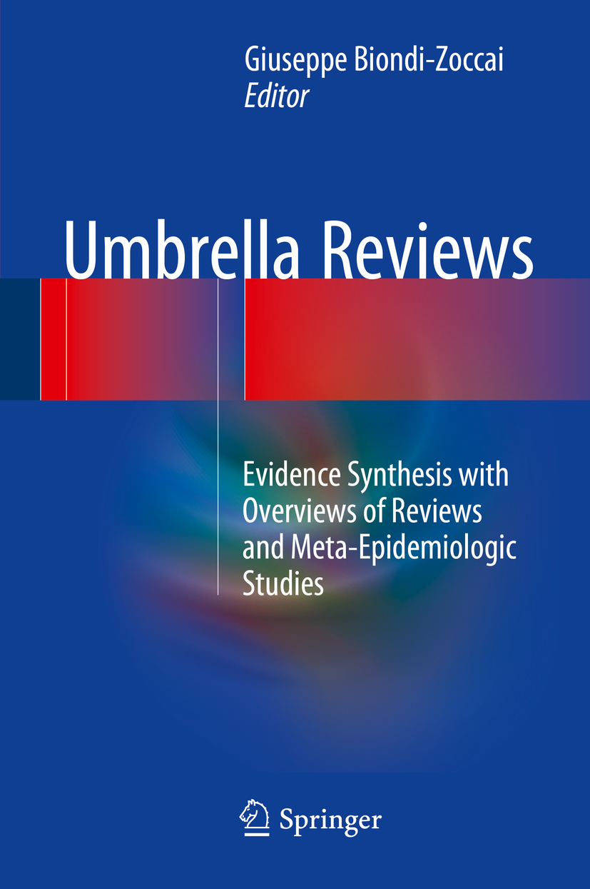 Biondi-Zoccai, Giuseppe - Umbrella Reviews, ebook