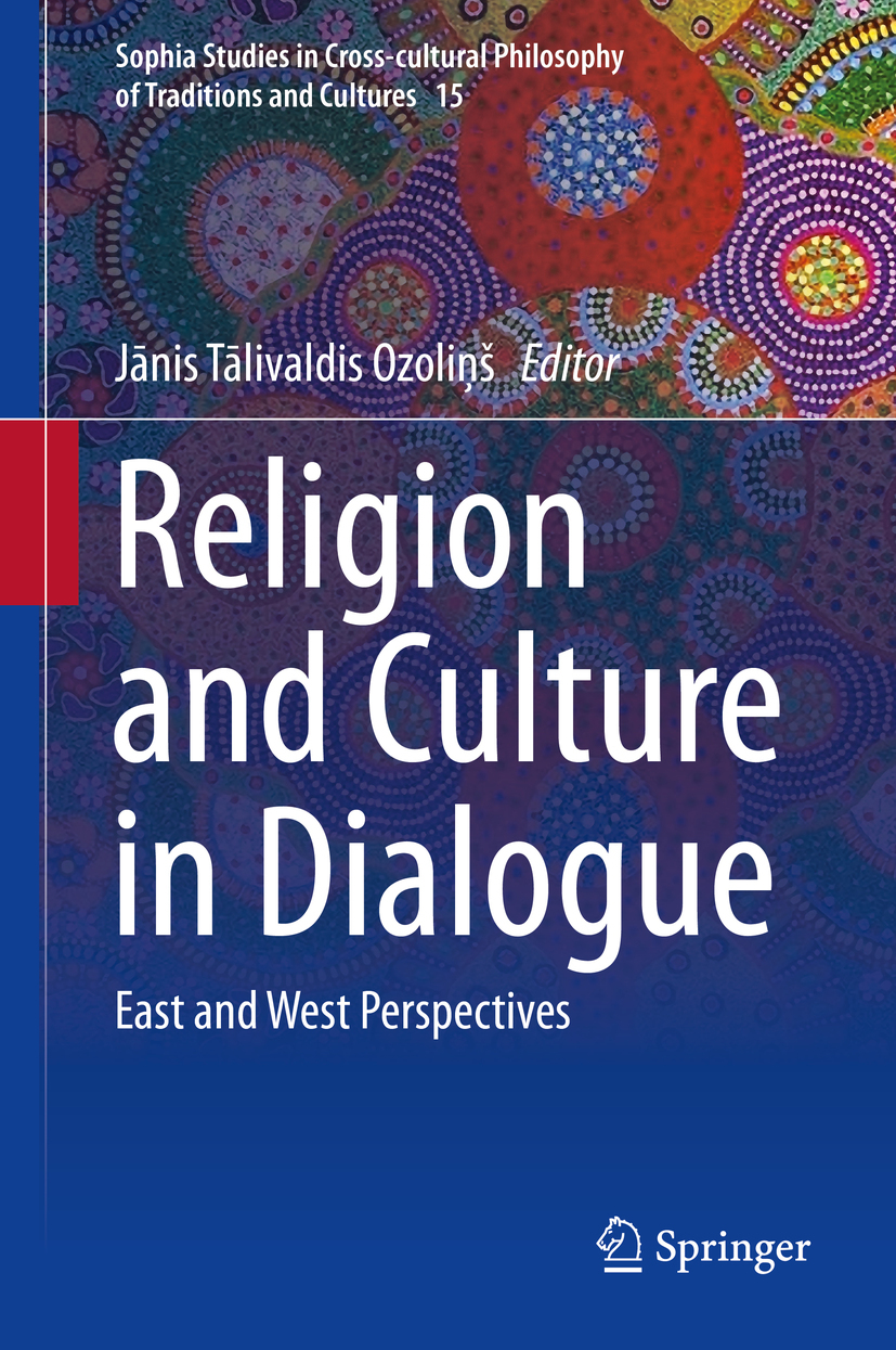Ozoliņš, Jānis Tālivaldis - Religion and Culture in Dialogue, ebook