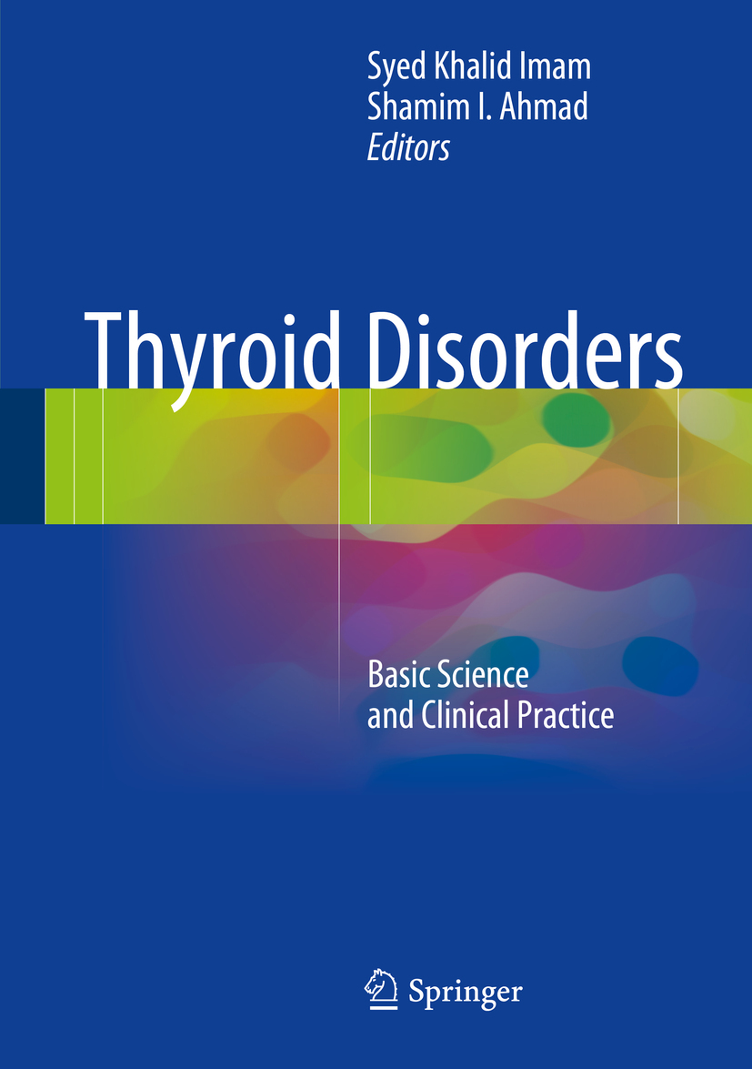 Ahmad, Shamim I. - Thyroid Disorders, ebook