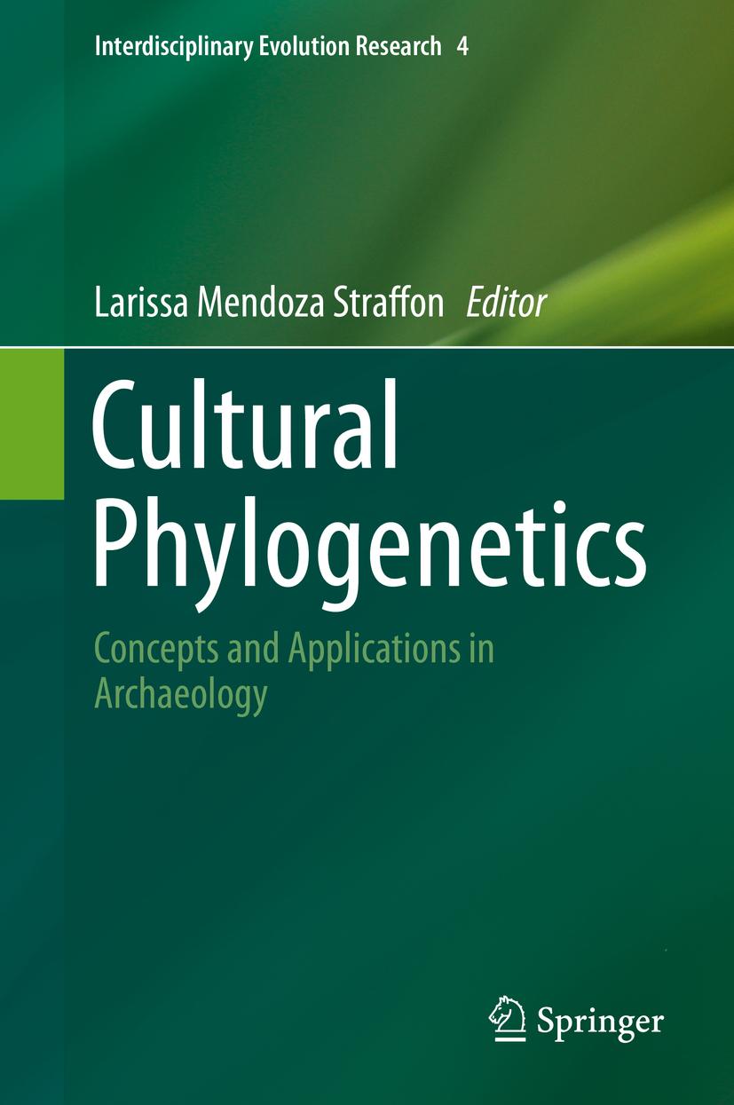 Straffon, Larissa Mendoza - Cultural Phylogenetics, ebook
