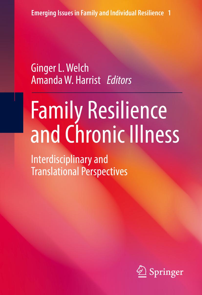Harrist, Amanda W. - Family Resilience and Chronic Illness, ebook