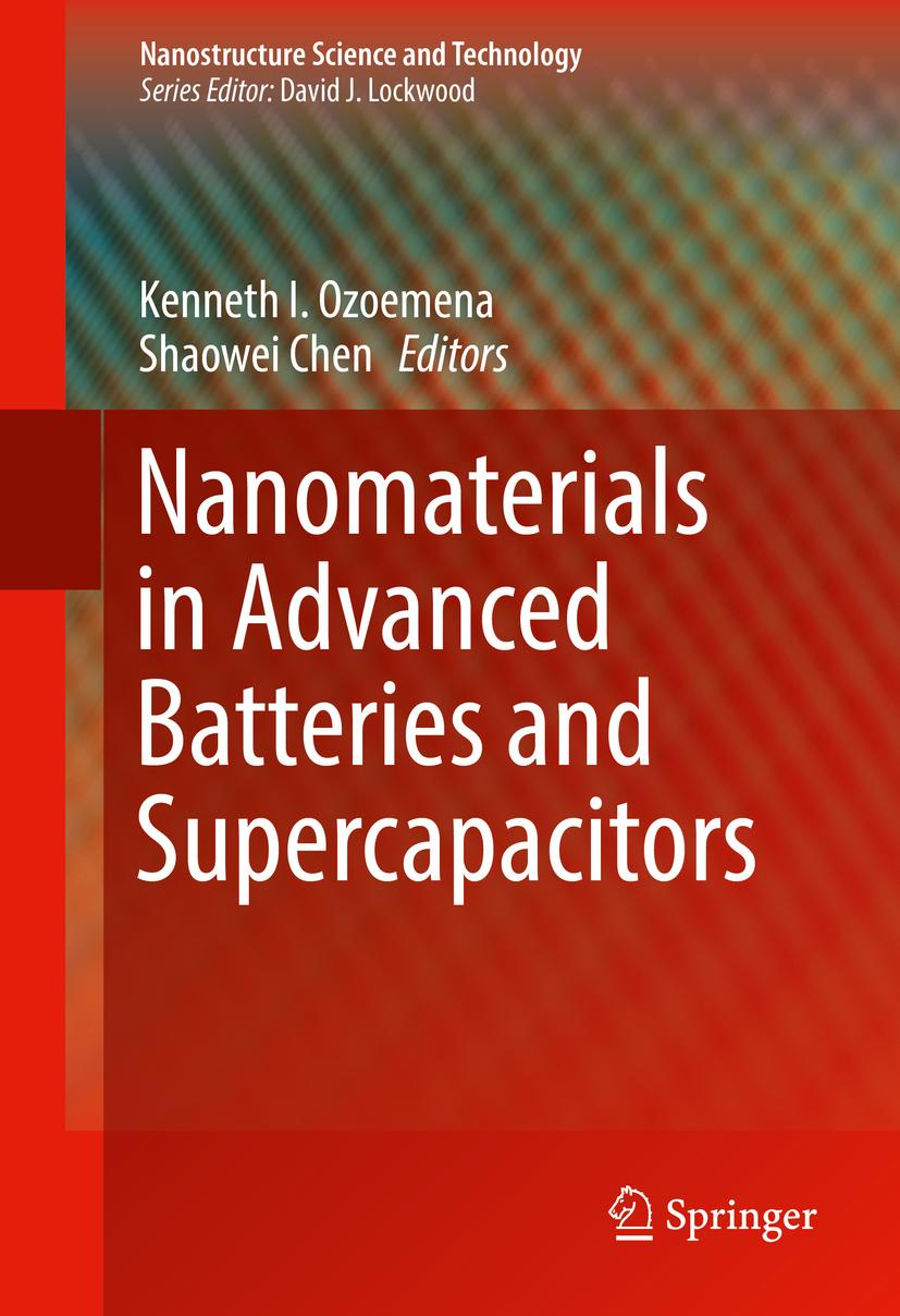 Chen, Shaowei - Nanomaterials in Advanced Batteries and Supercapacitors, ebook