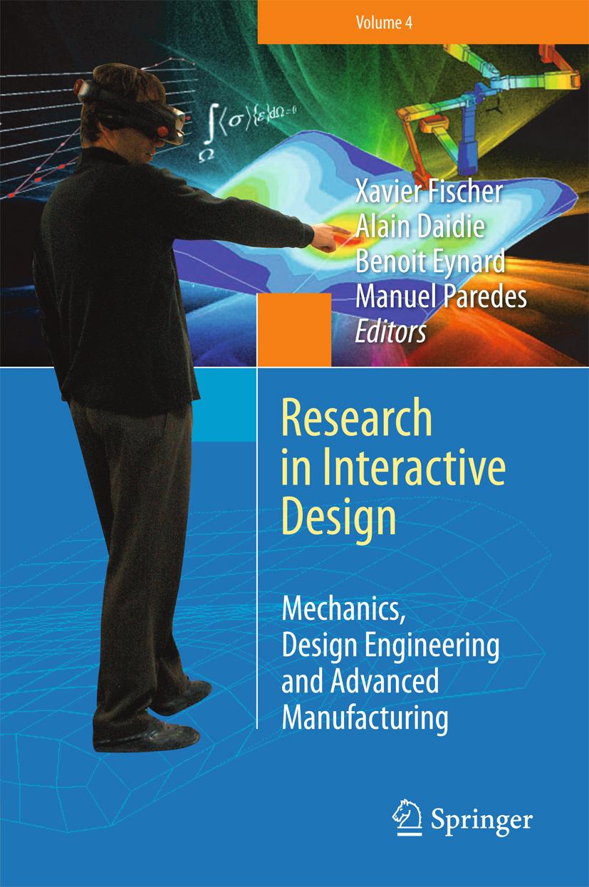 Daidie, Alain - Research in Interactive Design (Vol. 4), ebook